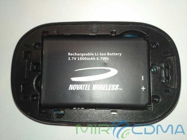 Novatel MiFi 5510L 3G CDMA Rev.B роутер Интертелеком