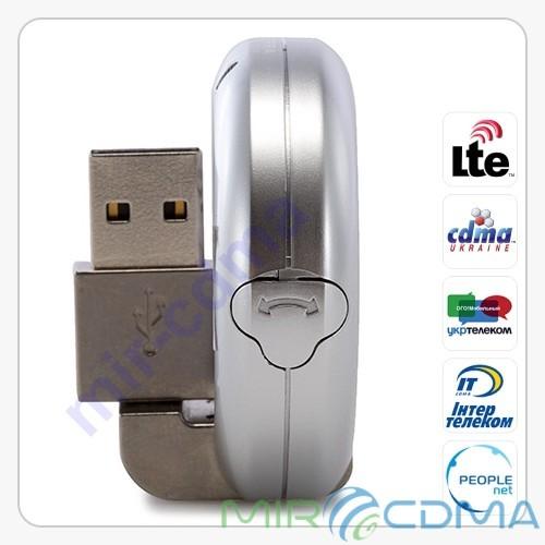 Sierra 250U 3G CDMA модем с поддержкой антенны и GPS