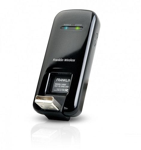 3G модем Franklin U600