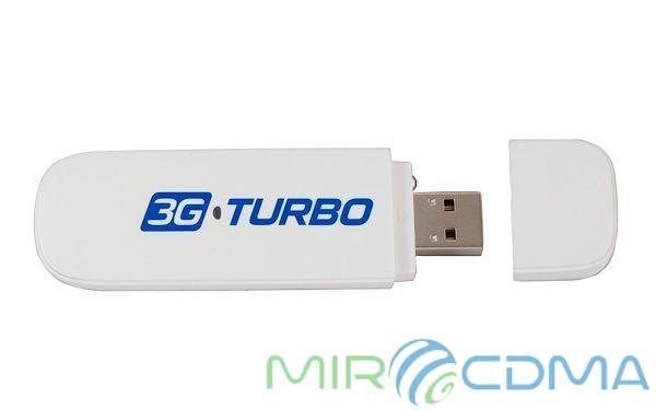 ОРИГИНАЛ Белый фирменный 3G модем Huawei EC306-2 Turbo с заводским выходом под антенну!