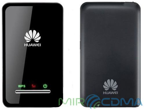 Huawei EC5805 3G CDMA роутер Интертелеком PEOPLEnet