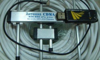 Особенности эксплуатации 3G CDMA модема Sierra 598U с внешней антенной(методы предотвращения поломки антенного гнезда pigtail)