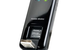 Обзор 3G модема CDMA Franklin U600