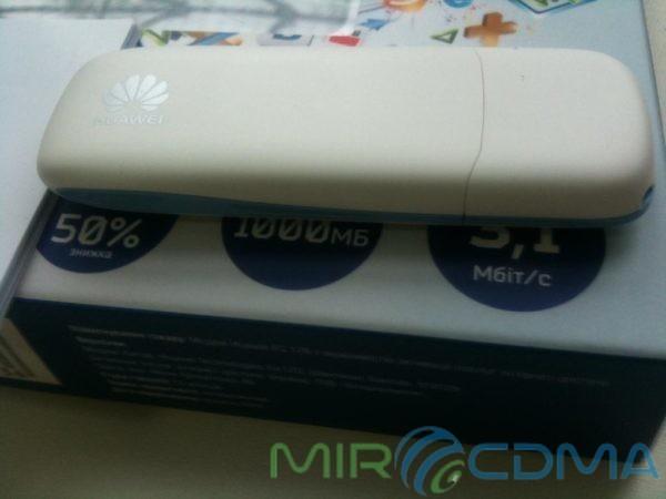 3G CDMA модем Huawei EC176 Intertelecom