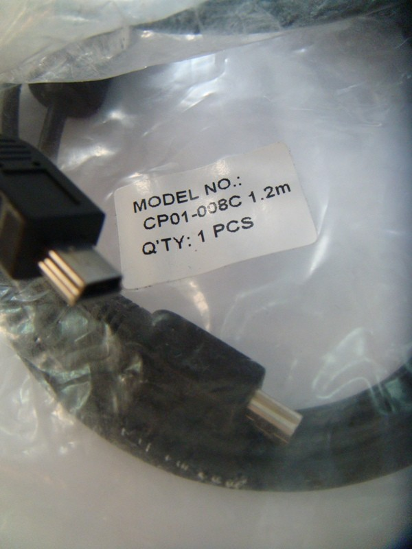 Mini USB кабель (Мини USB) высокого качества 1,2метра