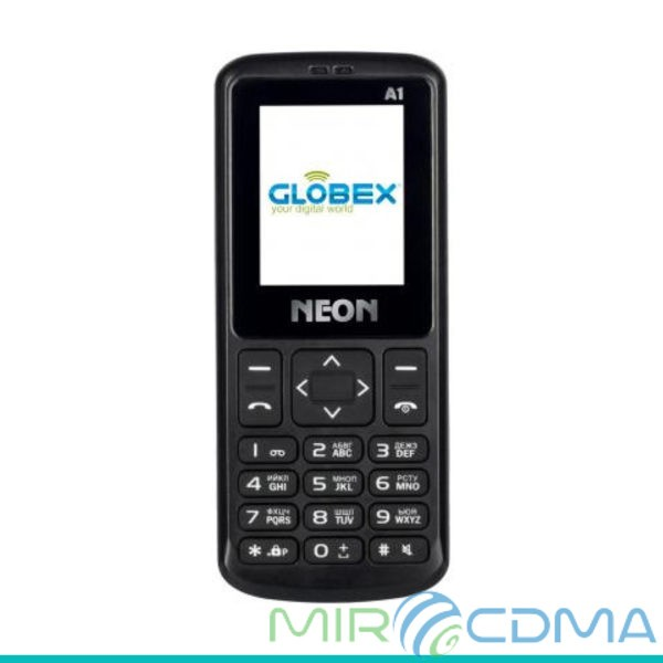 Globex Neon A1 акционный CDMA Телефон+ Год без абонплат