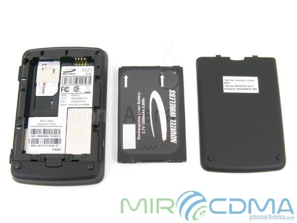 Novatel MiFi 4510L Мобильный 3G CDMA Wi-Fi роутер