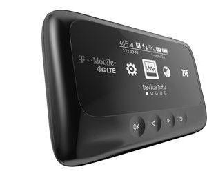 3G GSM/UMTS роутер ZTE MF915