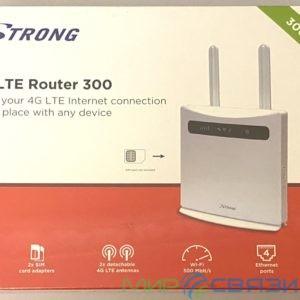 Strong 4G LTE 300 Router стационарный 3G/4G WiFi