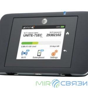Netgear AC781s переносной 3G/4G LTE GSM WiFi роутер