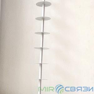 Антенна MIMO Пушка 2х20 dBi 3G/4G LTE (1700-2170 МГц)