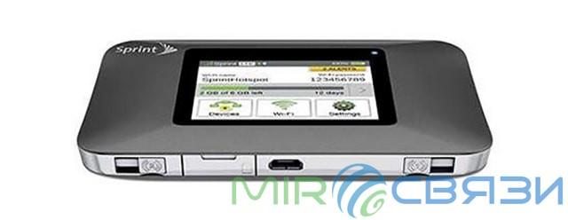 Netgear AC771s двух стандартный CDMA/GSM WiFi роутер