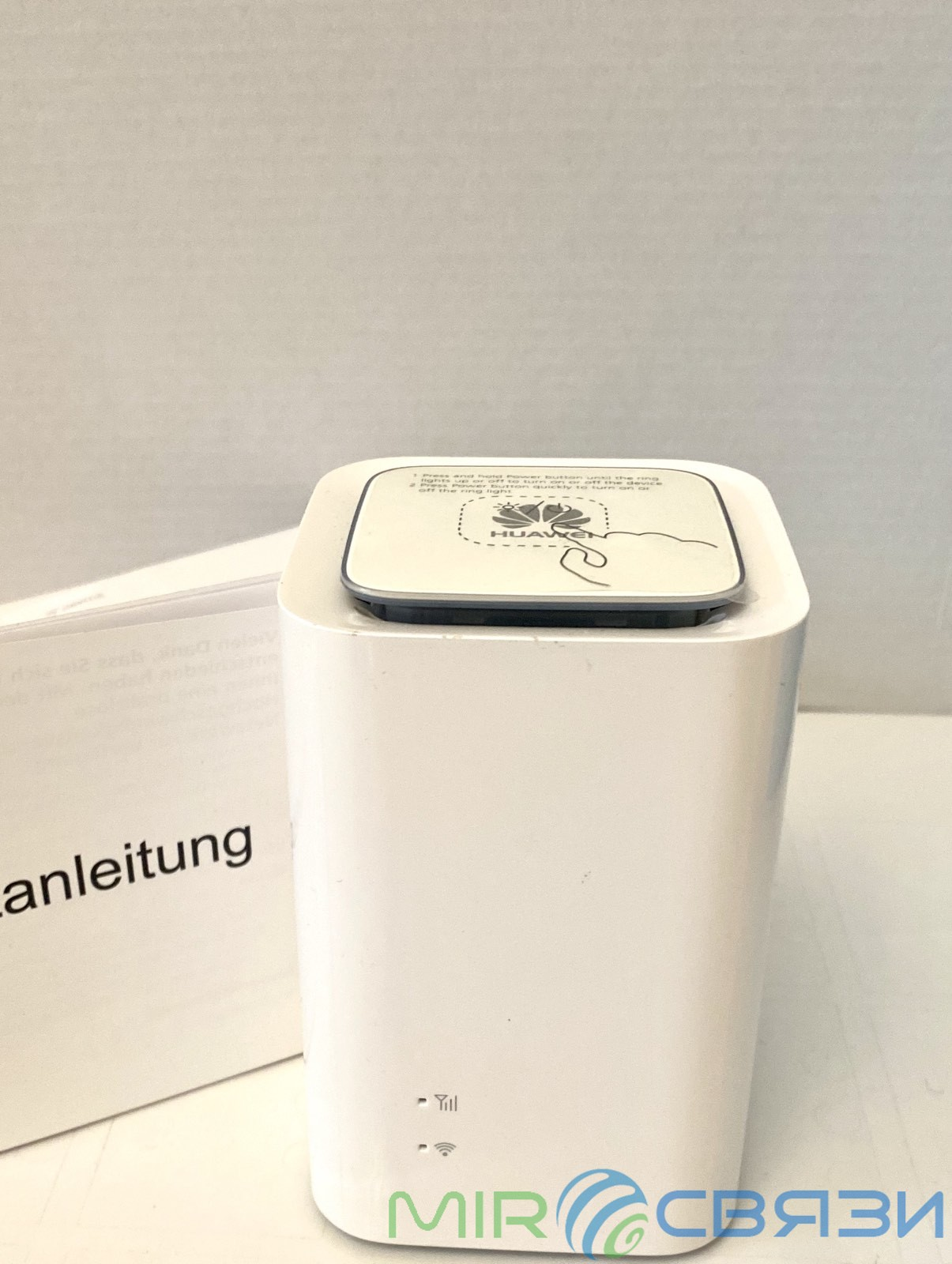 Huawei E5180s-22 Стационарный 3G/4G LTE Wi-Fi роутер