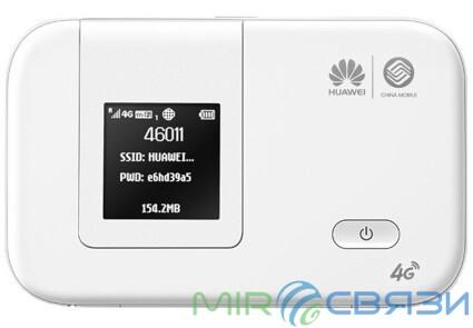 Huawei E5375-65С7 3G/4G LTE CAT.4 WiFi роутер