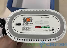 ZTE MC801 Стационарный 5G/4G LTE/3G UMTS Wi-Fi роутер