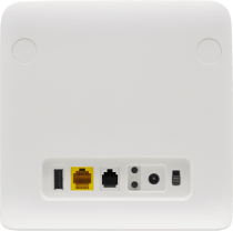ZTE MF255V Стационарный 4G LTE WiFi роутер