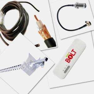 Комплект Huawei е8372h-153 Bolt + антенна Стрела 20Дб