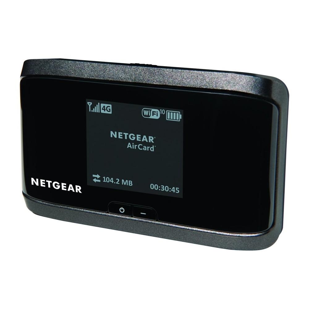Netgear AC762s 3G 4G-LTE мобильный WiFi роутер CAT.3